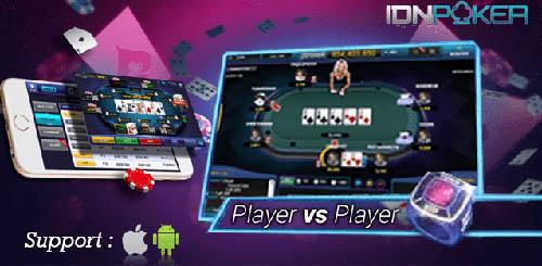 Situs Poker Online IDN Poker