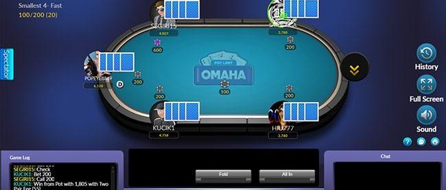 idn poker omaha