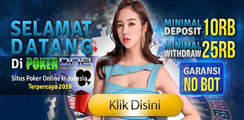 Situs IDN Poker POKER1ONE