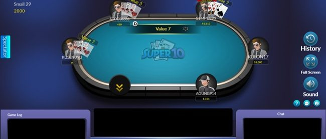 idn poker superten